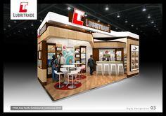 Exhibition Design 2015-3d by rommel laurente at Coroflot.com