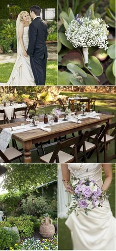 Wild Onion Ranch Wedding by Caplan Miller Events + SMS Photography + Petal Pushers Long Wood Table, Dark Table, Rustic Table, Wood Tables, Rustic Outdoor, Outdoor Dining, Wedding Images, Wedding Styles, Petal Pushers