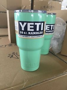 New Mint Yeti Cooler Rambler Tumbler 30 Oz | eBay