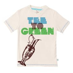 Tee To Green Tee - @Fore!!Axel