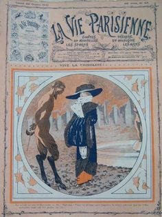 La Vie Parisienne, 22 Octobre 1910. [Pinned 14-vii-2015]