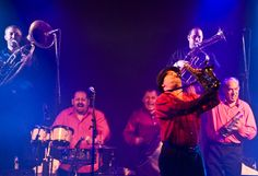 Fanfare Ciocărlia live in Munich 2012