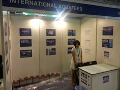 Tuti Tan on the Aquafeed stand at the Asian-Pacific Aquaculture show - http://theaquaculturists.blogspot.co.uk/search?updated-max=2013-12-12T09:39:00-08:00&max-results=7&reverse-paginate=true