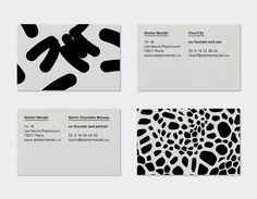 Business card design by Fakepaper Brand Identity Design, Corporate Design, Branding Design, Logo Design, Arte Inspo, Marketing, Logo Branding, Logos, Name Card Design