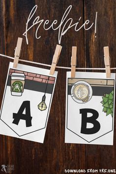 Are you looking for some fun backdrop ideas for your online calls with your students? A fun way to easily and cheaply mix it up is by hanging novel bunting up on the wall! You can get these editable coffee shop themed bunting for free right now! #teacherfreebies #freeteachingresources #freebunting #coffeeshopclassroom Free Teaching Resources, School Resources, Teaching Ideas, Teacher Freebies, Teacher Blogs, High School Classroom, Classroom Decor, Backdrop Ideas, Some Fun