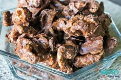 Keto Pork Rind Low Carb High Fat Puppy Chow Recipe. Great Ketosis snack