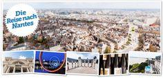 Der hippe Newcomer unter den französischen Event & Meeting Destinationen: Nantes & Umgebung! Sehr coole Stadt, mit ausgefallenen, aber auch historischen Locations, Hotels & Bars. Können wir nur empfehlen.:)
