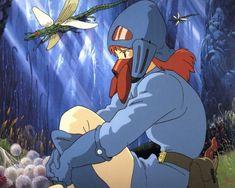 Nausicaa of the Valley of the Wind - Miyazaki