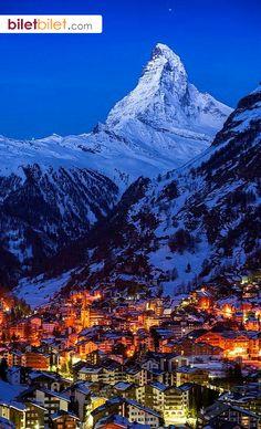 Motterhorn, İsviçre Alpleri'nde bulunan bir dağdır. Dağın yüksekliği 4.478 metre'dir. İsviçre'ye uçak biletiniz www.biletbilet.com'da!