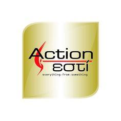 """Η """"Action Εστί"""" είναι μια εταιρία της οποίας σκοπός είναι η προώθηση, το marketing και η επικοινωνιακή υποστήριξη καλλιτεχνικού έργου των συνεργατών μας."""