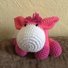 Annies DIY: Amigurumi Esel Donkey crochet häkeln