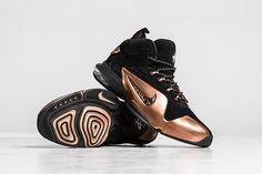 best sneakers 1d1c5 b5d7b Nike Air Penny 6 (Copper) - Sneaker Freaker
