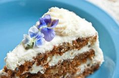 Carrot cake is a classic, but we've put a spin on it with this gluten free recipe. Sweetened with pure maple syrup, we added walnuts, coconut and pineapple for texture and taste. Components: Cake: