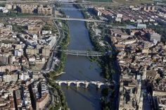 Puentes de Zaragoza. Foto: Daniel Marcos