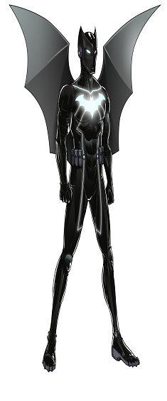 DC Comics - Bat Wing