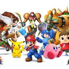 Desbloquear personajes secretos en Smash Bros. 3DS es fácil