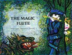La flauta mágica de Enmanuel Luzatti « Comicopia