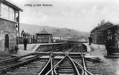 Image result for ystradgynlais railway station