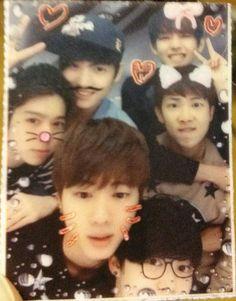 Bts Jungkook, Taehyung, Bts Predebut, Seokjin, Hoseok, Namjoon, Bts Photo, Foto Bts, Bts Polaroid