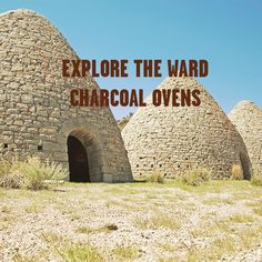 Ward Charcoal Ovens State Historic Park is located in the Egan Mountain Range approximately 18 miles south of Ely, Nevada.  This beautiful park is mostly known for its six beehive-shaped historic charcoal ovens; however, the park offers an array of recreational opportunities. #BucketList