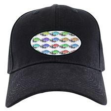 Swimming Fishies Baseball Hat
