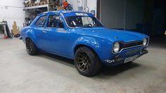 Classic Cars British, Ford Classic Cars, Escort Mk1, Ford Escort, Rally Car, Car Car, Lego Wheels, V8 Cars, Garage