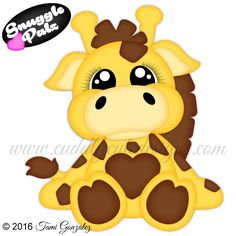 Snuggle Palz Giraffe