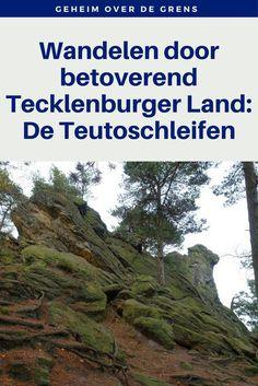 Wil je een spectaculaire wandeling met indrukwekkende bossen, machtige rotsformaties en mooie doorkijkjes? Ga dan wandelen in het Tecklenburger Land en ontdek de Teutoschleifen!