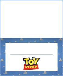 Free Toy Story Party Name Tags or Tent Cards Toy Story Theme, Festa Toy Story, Toy Story Party, Toy Story Birthday, Boy Birthday Parties, 2nd Birthday, Birthday Ideas, Name Tag For School, Party Names