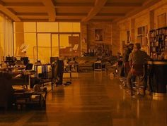 """BLADE RUNNER 2049 Set Decorator Alessandra Querzola SDSA Production Designer Dennis Gassner Warner Bros. """"On set, as we are shooting, very often there are very strong poetic moments that will not happen in front of a green screen...I strongly believe in real environments,"""" Director Denis Villeneuve purports re: BLADE RUNNER 2049, the stand-alone sequel tribute to Ridley Scott's seminal dystopian science fiction epic."""