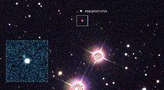 A millisecond pulsar in a stellar triple system