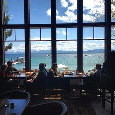 Lone Eagle Bar, Hyatt Regency Incline Village in Lake Tahoe