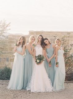 jenny yoo 2015 bridal and bridesmaid gown collection » Los Angeles Wedding Photography | Pregnancy & Baby Photographer