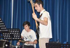 Recital de João Bernardo Santos Monteiro. (Fotografia de Ruben Moreira Rodrigues, 2014)