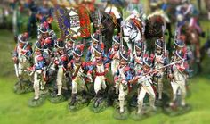 French Old Guard 1815 Waterloo