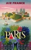 schilderij Paris