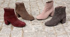 Booty, Ankle, Shoes, Fashion, Fall Winter, Moda, Swag, Zapatos, Wall Plug