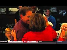 Video: Nick Saban shows off dance moves, proves that he is indeed human
