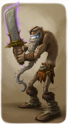 Cohen the Barbarian by Oozn on deviantART