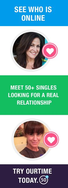 Have you tried this yet? Sign up to see why dating works for the 50+ crowd!
