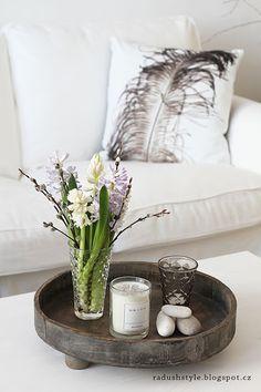 Cómo decorar mesas de centro | Decorar tu casa es facilisimo.com