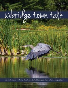 September's Cover Check out our website to read issues of UTT Local Magazine, Reading Online, Website, Cover, Check