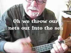 "THE HUKILAU SONG for the UKULELE - UKULELE LESSON / TUTORIAL by ""UKULELE MIKE"" -- it's easy and lots of fun!"