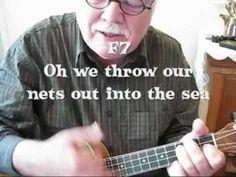 """THE HUKILAU SONG for the UKULELE - UKULELE LESSON / TUTORIAL by """"UKULELE MIKE"""" - YouTube"""