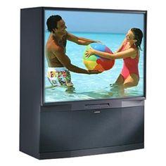 "Mitsubishi VS-70707 70"" Projection TV,"