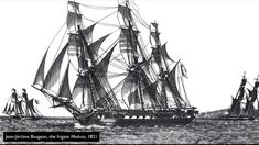 """A Jangada da Medusa"" de Théodore Géricault Medusa, Wooden Ship, Tall Ships, West Africa, Battleship, Rafting, Sailing Ships, Mists, Middle Ages"
