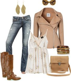 """""""Brown"""" by jajary on Polyvore"""