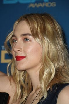 Feb 03 | Directors Guild Of America Awards - Press Room - 023 - I Heart Saoirse • www.iheartsaoirse.com/gallery | Photogallery