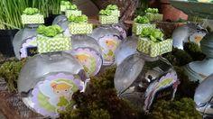 Garrafa de água personalizada com o tema da Sininho pela Flavia Tie e festa realizada no Buffet Museu Miniland Tatuapé 🎈 #Disney #tinkerbel