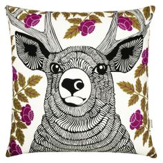 Cushion - Deer | Designer Cushions | Artstar industries — Artstar